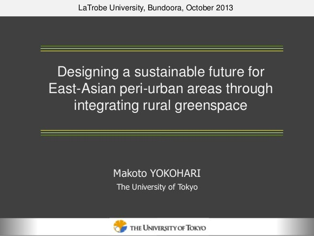 Yokohari_M_Designing a sustainable future for suburban landscapes with rural greenspace