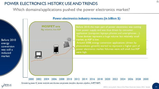 power electronics industry 2020 devices Power electronics technology has achieved a significant prime of life after a number of decades of dynamic evolution of power semiconductor devices, converte.