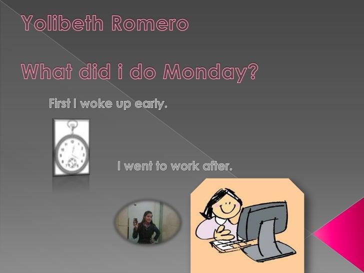 Yolibeth romero. 20pts