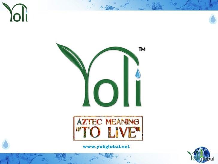 Yoli Compensation Plan 2 BCG