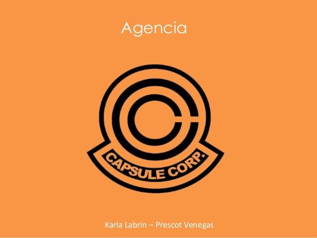 Agencia Karla Labrín – Prescot Venegas