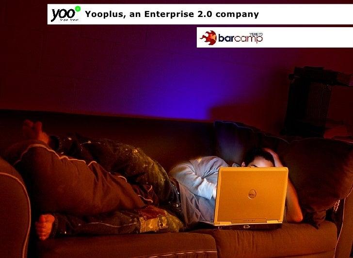 Yooplus, an Enterprise 2.0 company