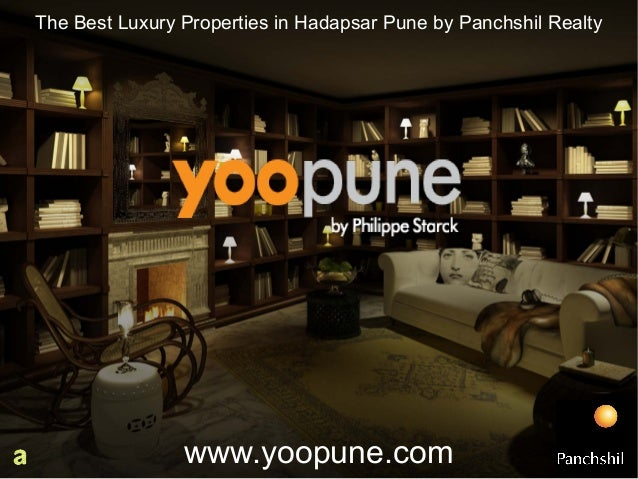 The Best Luxury Properties in Hadapsar Pune by Panchshil Realtywww.yoopune.com