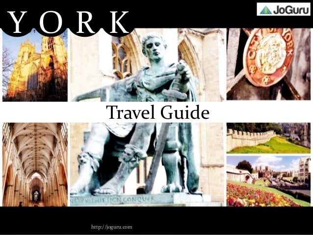 York travel guide - JoGuru