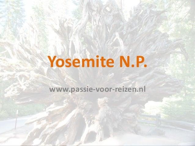 Yosemite np 17 07