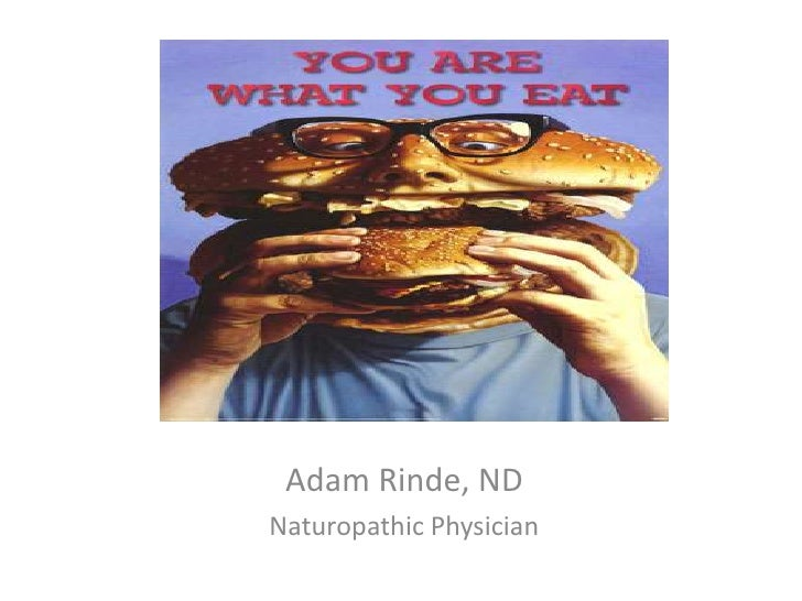 Adam Rinde, ND Naturopathic Physician