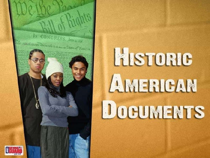 You Can Historic American Documents Presentation For Linked In