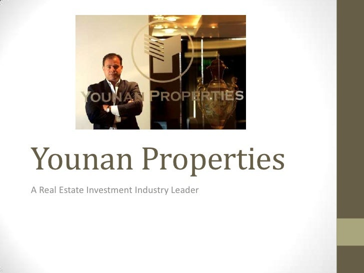 Younan Properties<br />A Real Estate Investment Industry Leader <br />