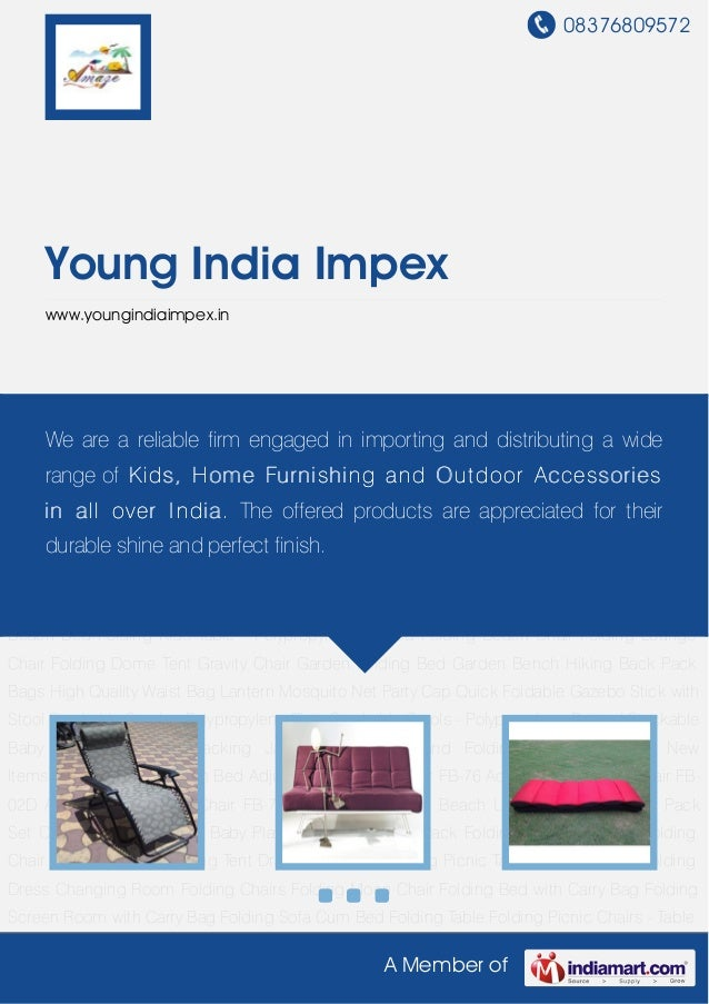 08376809572A Member ofYoung India Impexwww.youngindiaimpex.inNew Items Adjustable Sofa Cum Bed Adjustable Lounger Chair FB...
