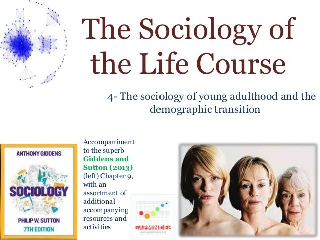 sociology and young adults