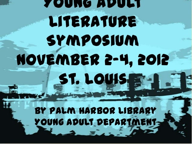 Young adult literature symposium
