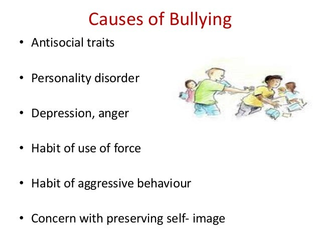 ways of bullying essay