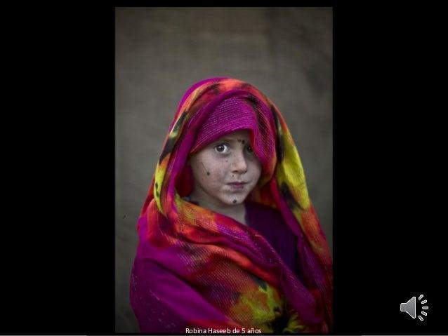 Robina Haseeb de 5 años