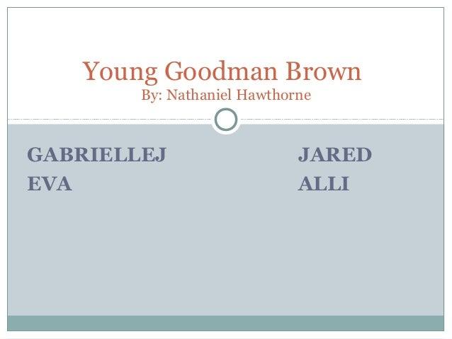 Young Goodman Brown 3