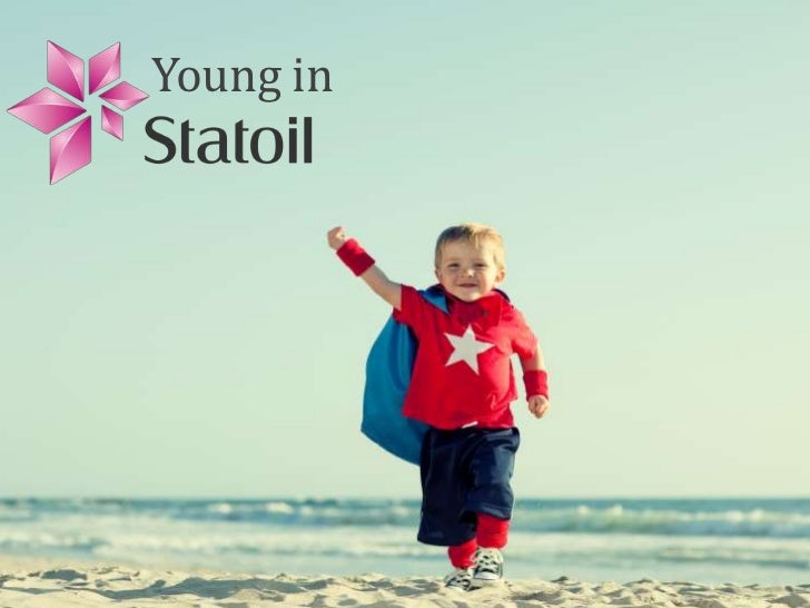 Young in Statoil Innovation Seminar