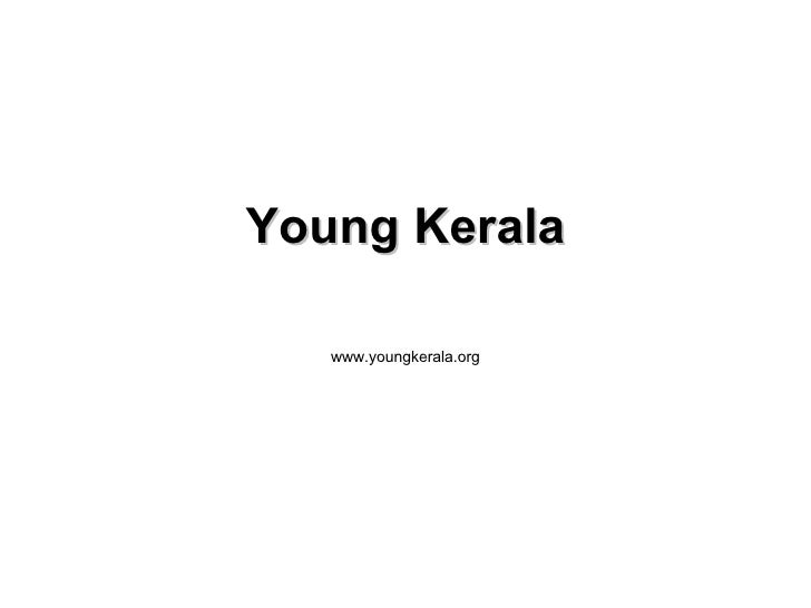 Young Kerala www.youngkerala.org