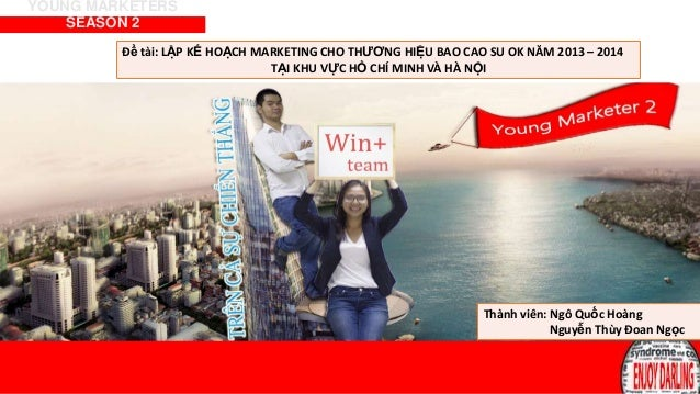 Young Marketers 2 -  Win+
