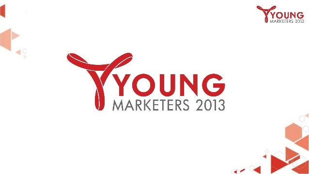 Young marketers 2013 final round brief