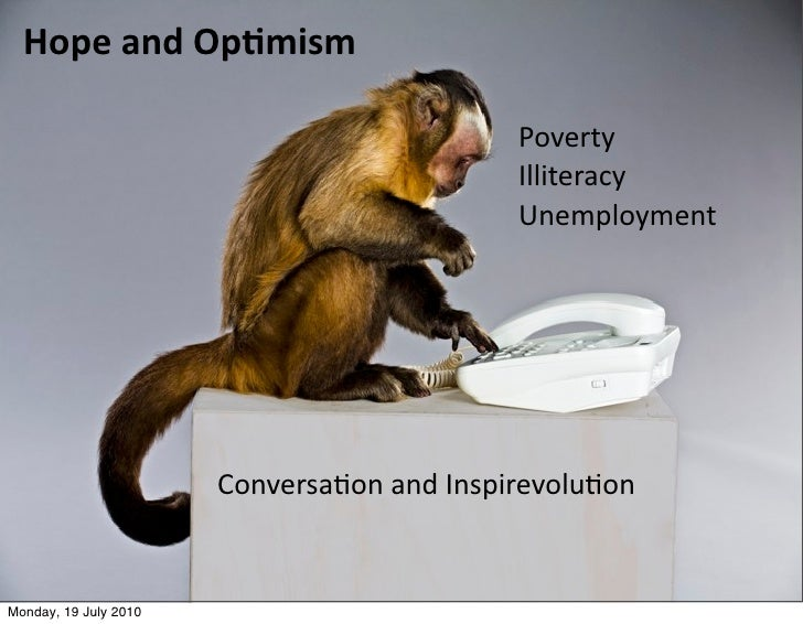 Hope and Op*mism                                              Poverty      Hope and Op*mism                       Illitera...