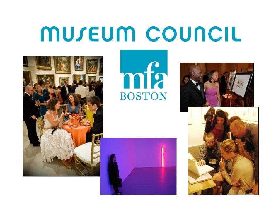 MuseumCouncilHistory • Establishedin1980asavolunteergroup  • Createdagerestrictionsin1996  • MuseumCouncilre...