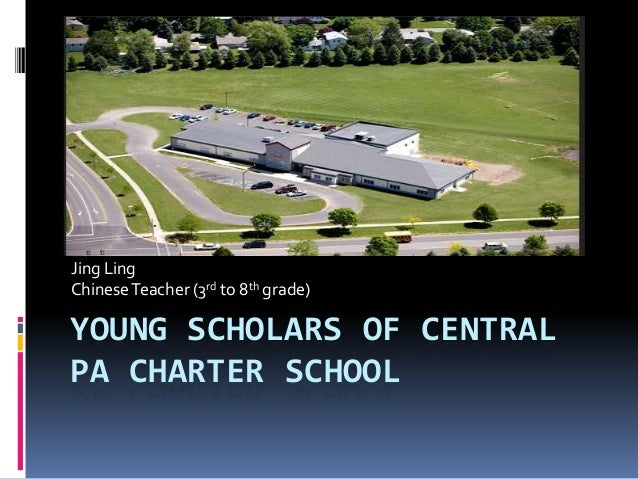 Young scholars of central pa charter school