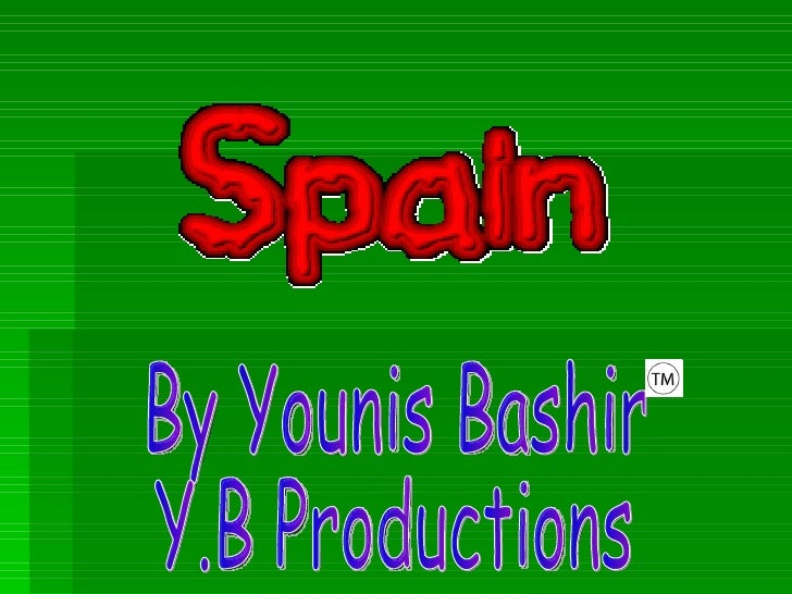 By Younis Bashir Y.B Productions