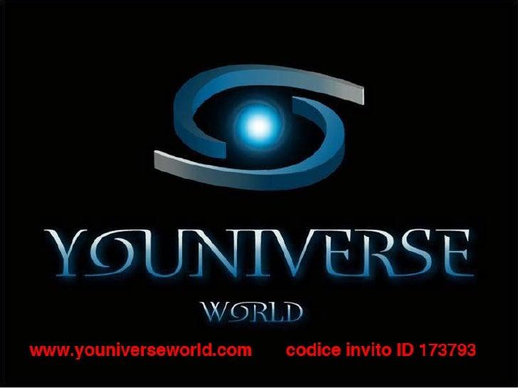 Youniverseworld Italiano