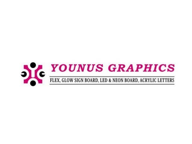 Yunus graphics Company Profile