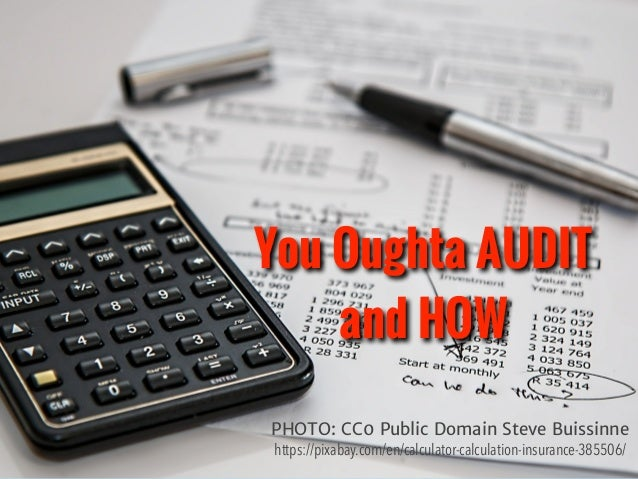 You Oughta Audit and How slides We'll review the elements of the content audit stage for content strategy. We'll look at several approaches for performing content inventories. We'll consider a business case using online tools to automate the process.