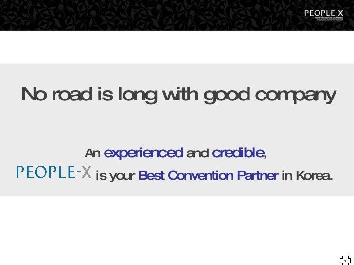 Your best convention partner in korea!!