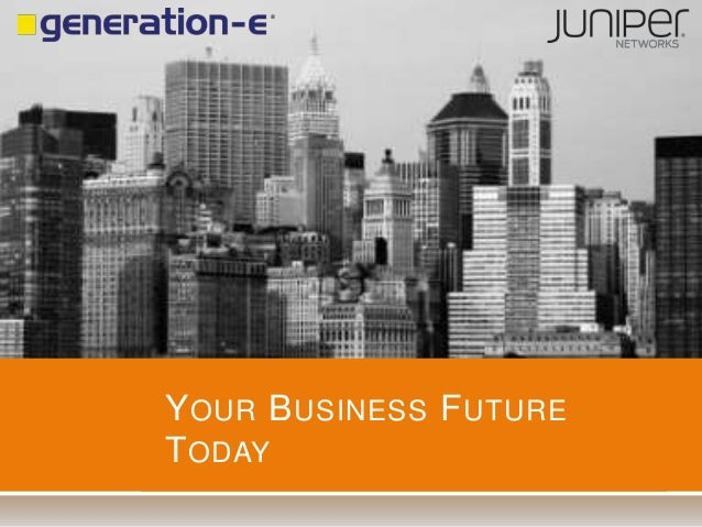 Your Business' Future - Today