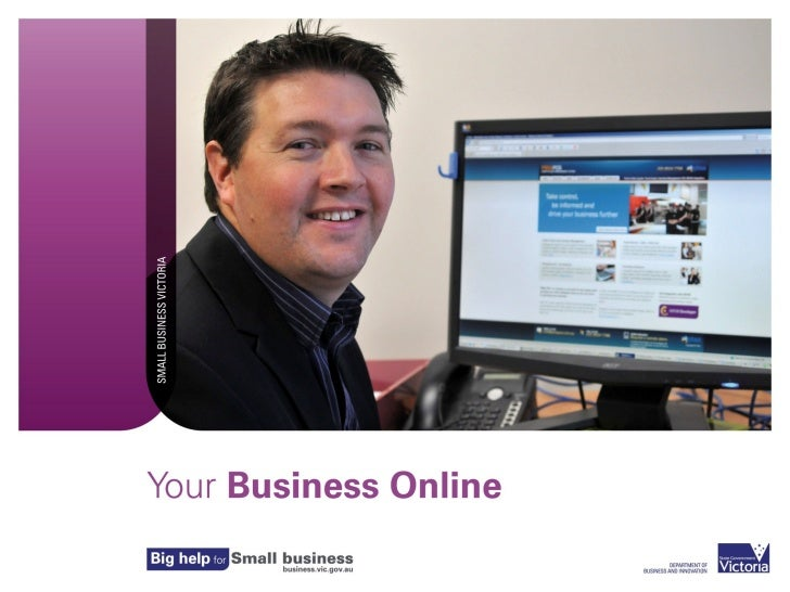 Your Business Online