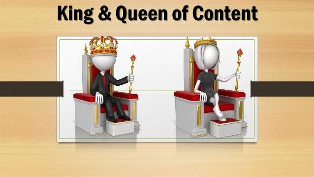 King & Queen of Content