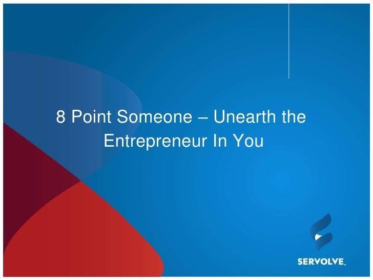Your entrepreneurship guide