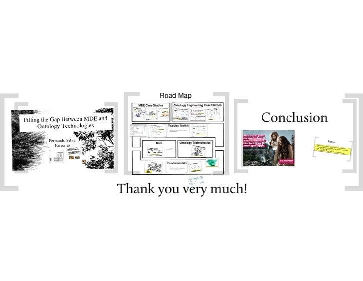 Filling the Gap between Semantic Web (OWL, Ontology Technology) and Model Driven Engineering (MDE, MDSD, MDA)