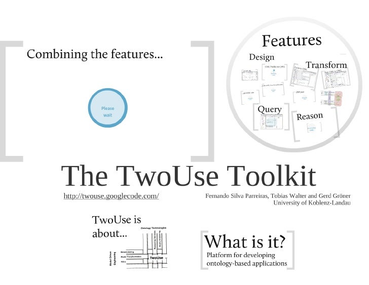 Filling the Gap between Semantic Web and MDE integrating OWL SPARQL and UML with TwoUse Toolkit