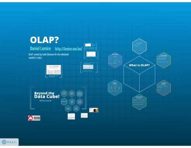 OLAP and more