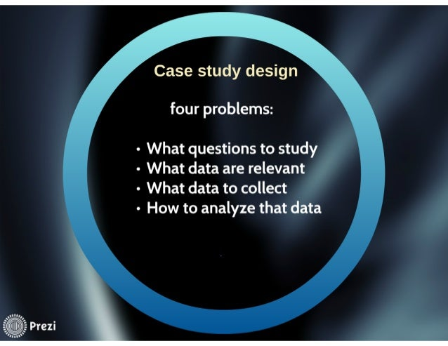 Case study research strategy