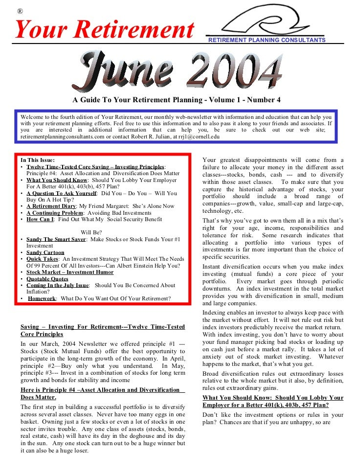 Your+Retirement +June+2004