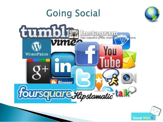 Your small business' social media strategy - PowerPoint presentation