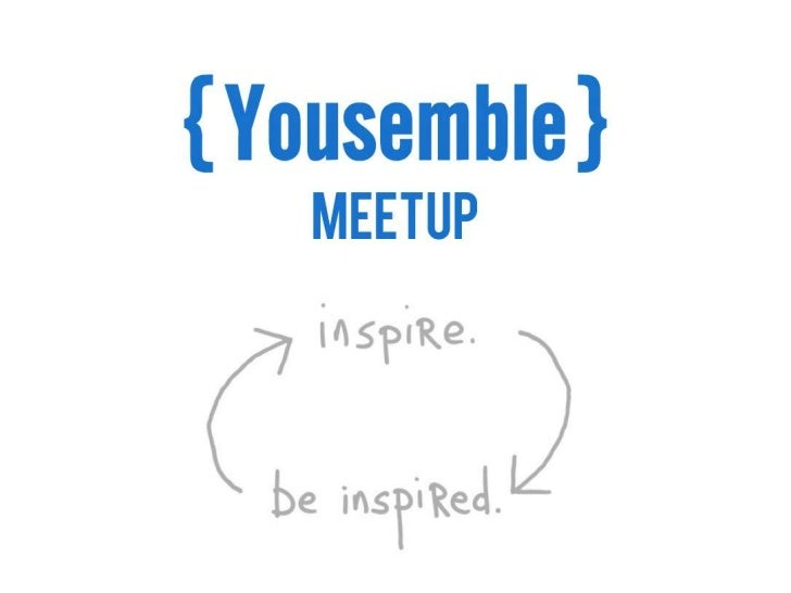 Yousemble SEO Slides - Meetup Feb 2012