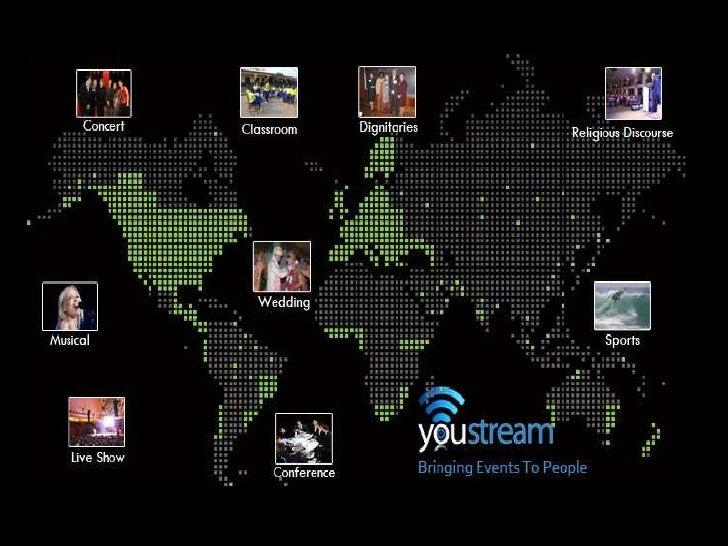 Youstream webcastpresentation
