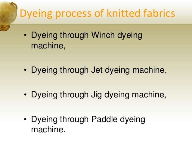 Knitting Fabric Dyeing Process : Knitted fabric dyeing process available in bangladesh