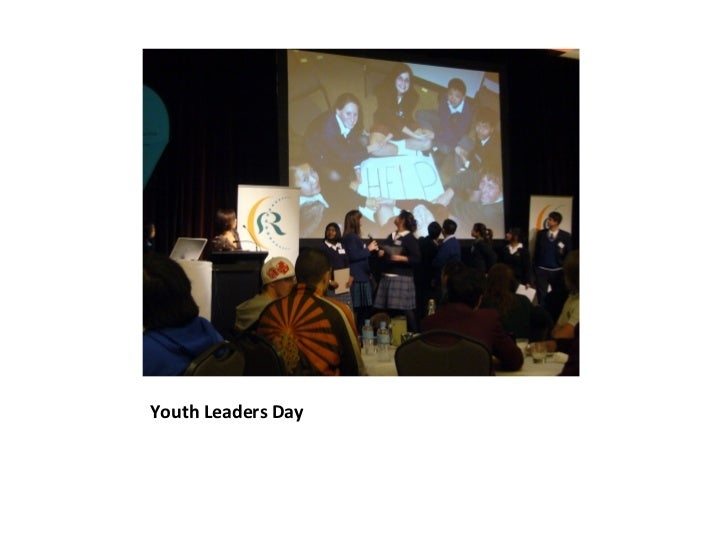 Youth Leaders Day