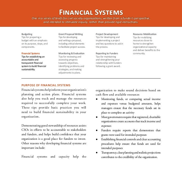 Youth3 financialsystems