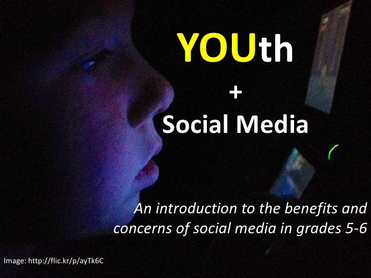 YOUth                                              +                                        Social Media                  ...