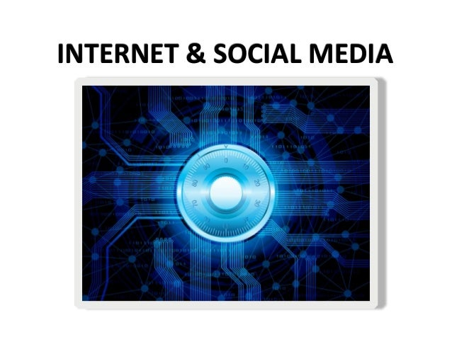 Digital Media & Youth Safety - Ricky Lewis & Jacqueline Vickery