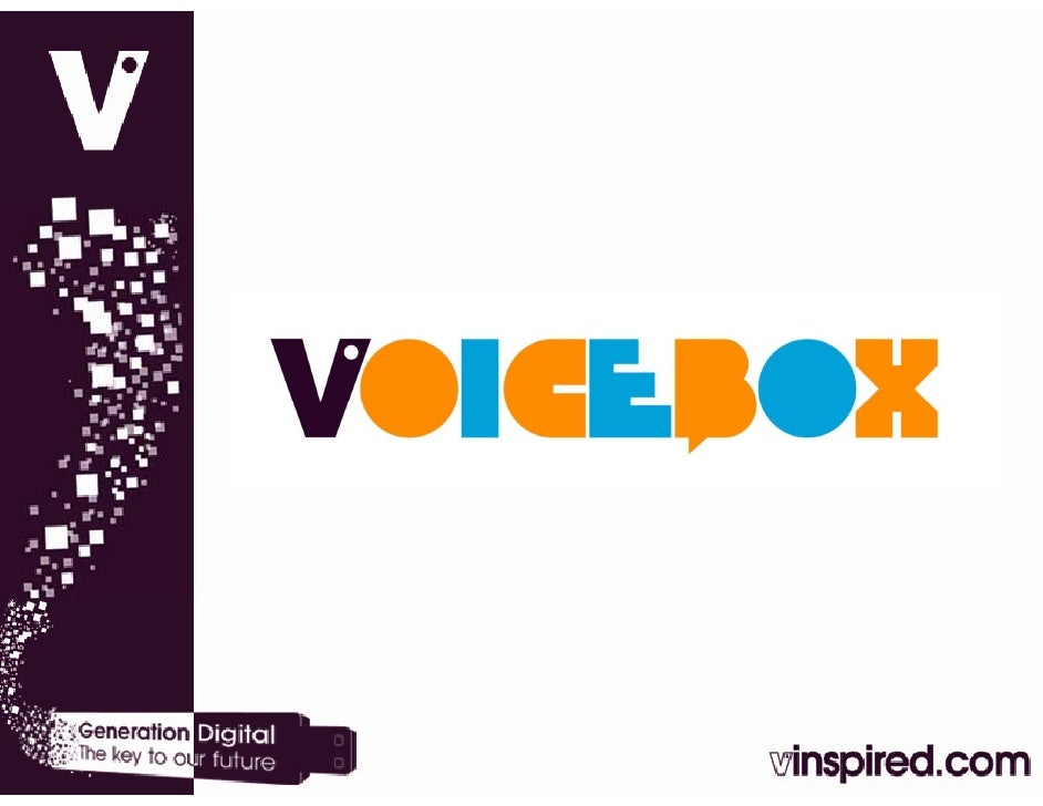 Youth Panel Live - Introducing Voicebox