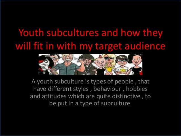 youth subcultures exploring underground america pdf