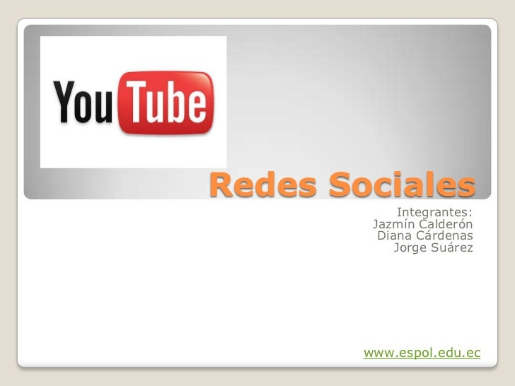 Red Social Youtube